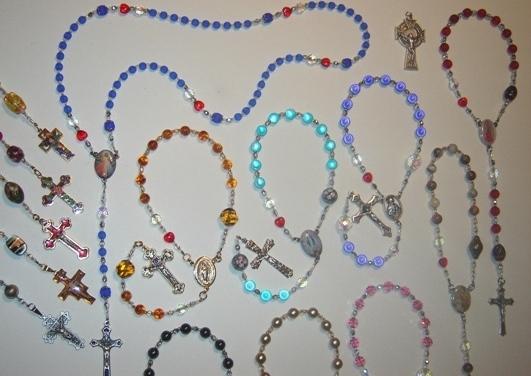 rosary blog. Black Bedroom Furniture Sets. Home Design Ideas
